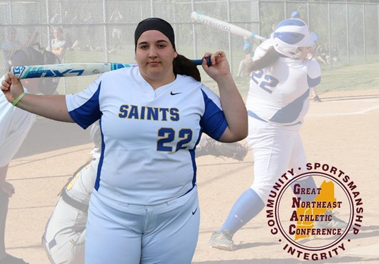 SKEY NAMED GNAC SOFTBALL CORVIAS PLAYER OF THE WEEK
