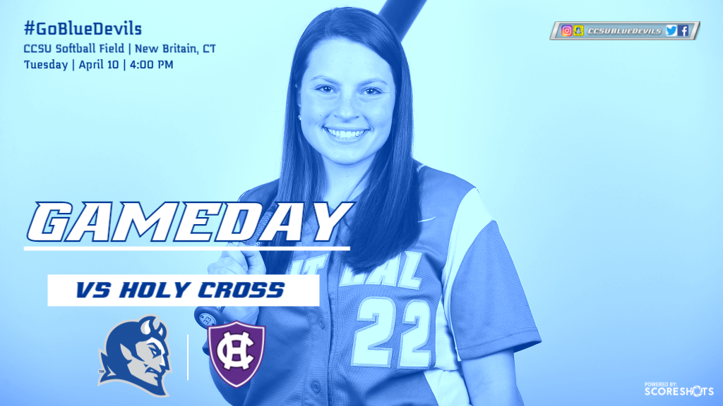 CCSU Adds Game With Holy Cross For Tuesday in New Britain
