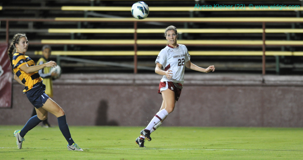 Santa Clara and Cal Battle to Tightly Contested Draw