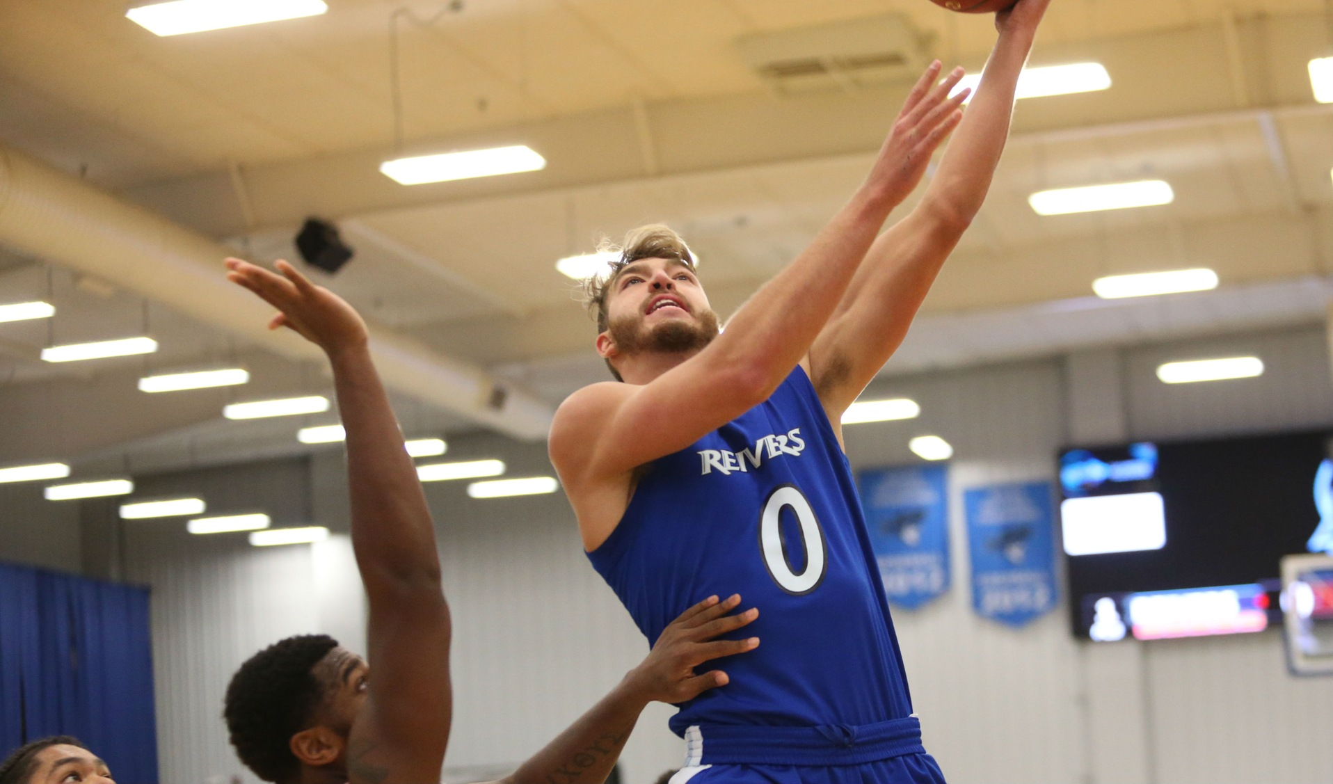 Parker Hazen's 17 point - 8 rebound effort was not enough as Iowa Western fell at Southeastern in the ICCAC Region XI Semi-Finals Wednesday evening (2/27/19).