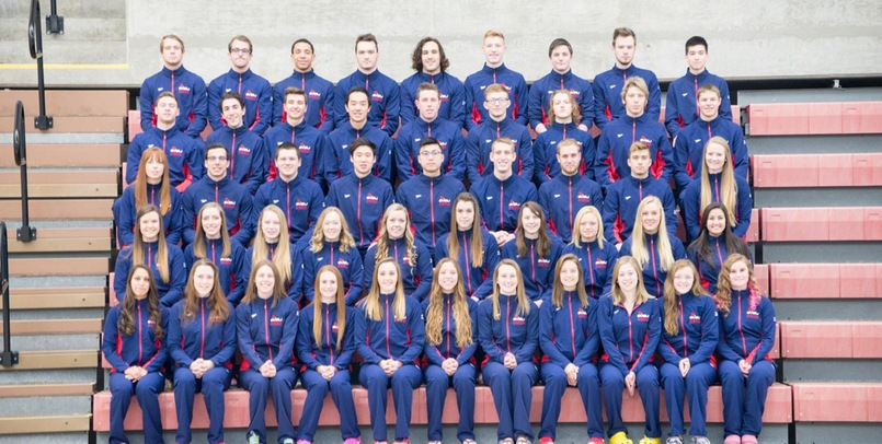 The SVSU Swim & Dive Teams earned national academic recognition for this past season...