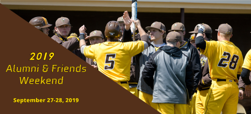 Baseball to Hold Alumni, Friends and Parents Weekend