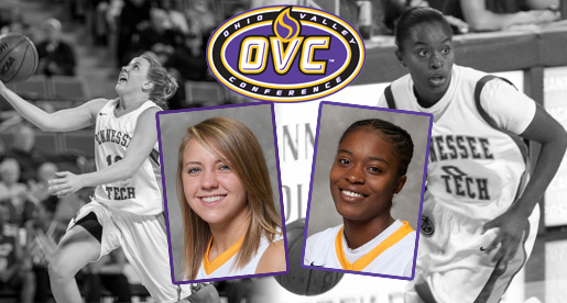 Henderson, Davis grab all-OVC women's basketball honors