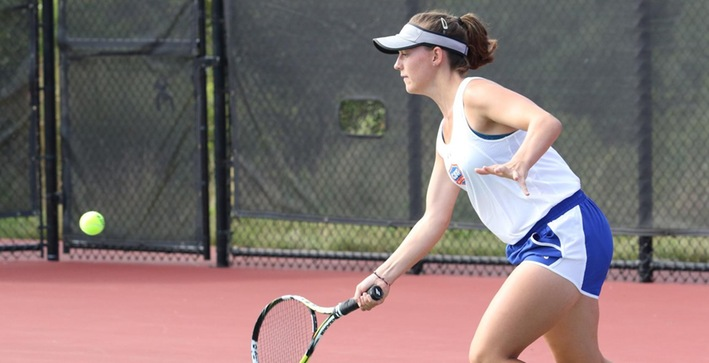 Women's Tennis begins season on a strong note