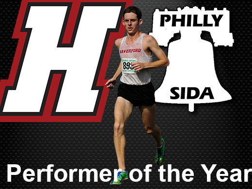 Stadler Named Philadelphia Inquirer Academic All-Area Overall Male Performer of the Year