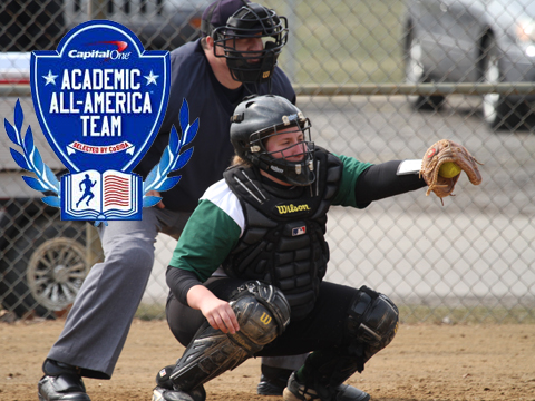 Softball's Heming Named First Team Academic All-District