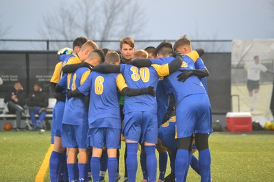 Men's Soccer team ready to take on Richland (NJCAA Photo)