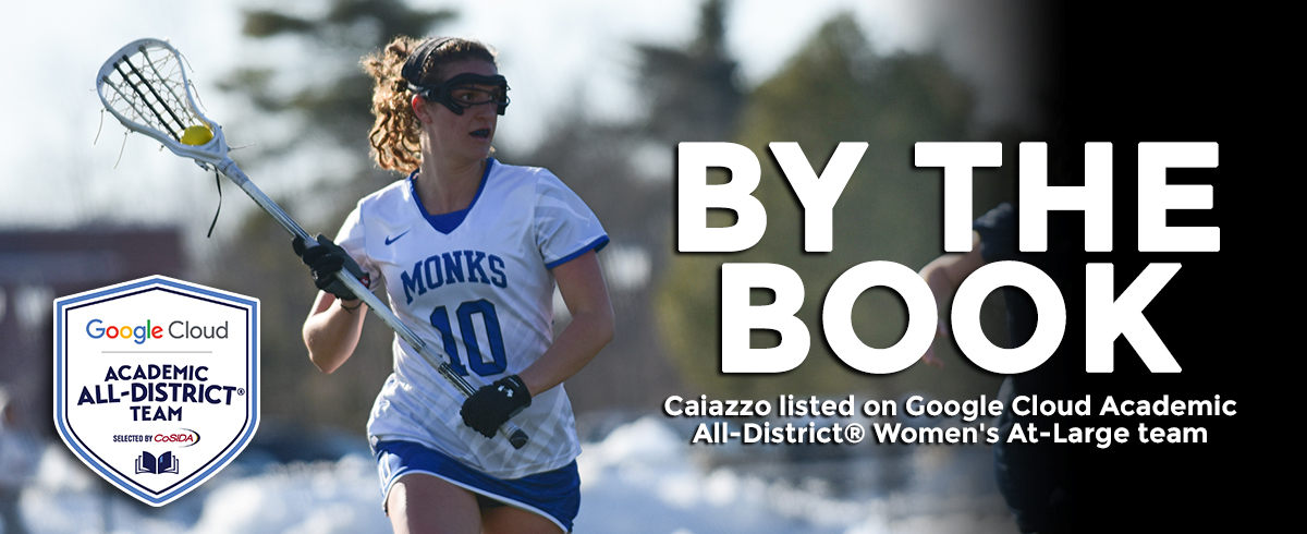 Caiazzo Earns Google Cloud Academic All-District® Honors