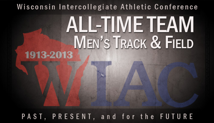 Four Blugolds Named to WIAC Men's Track and Field All-Time Team