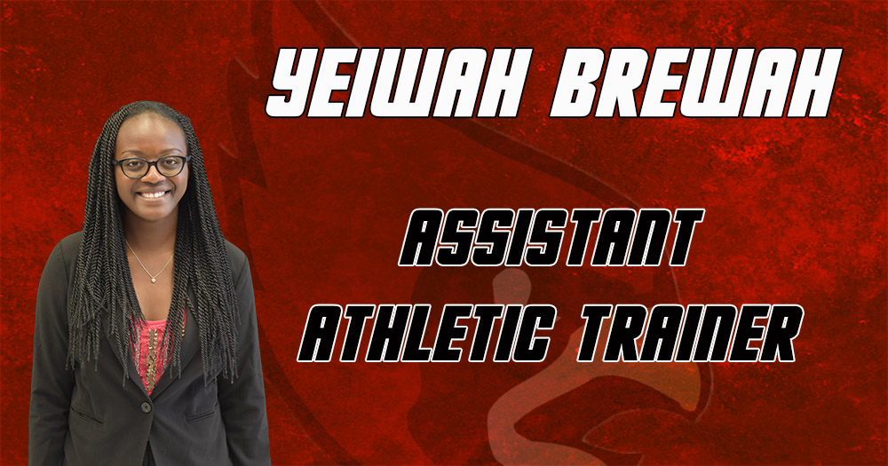 Brewah Hired as New Assistant Athletic Trainer at Catholic