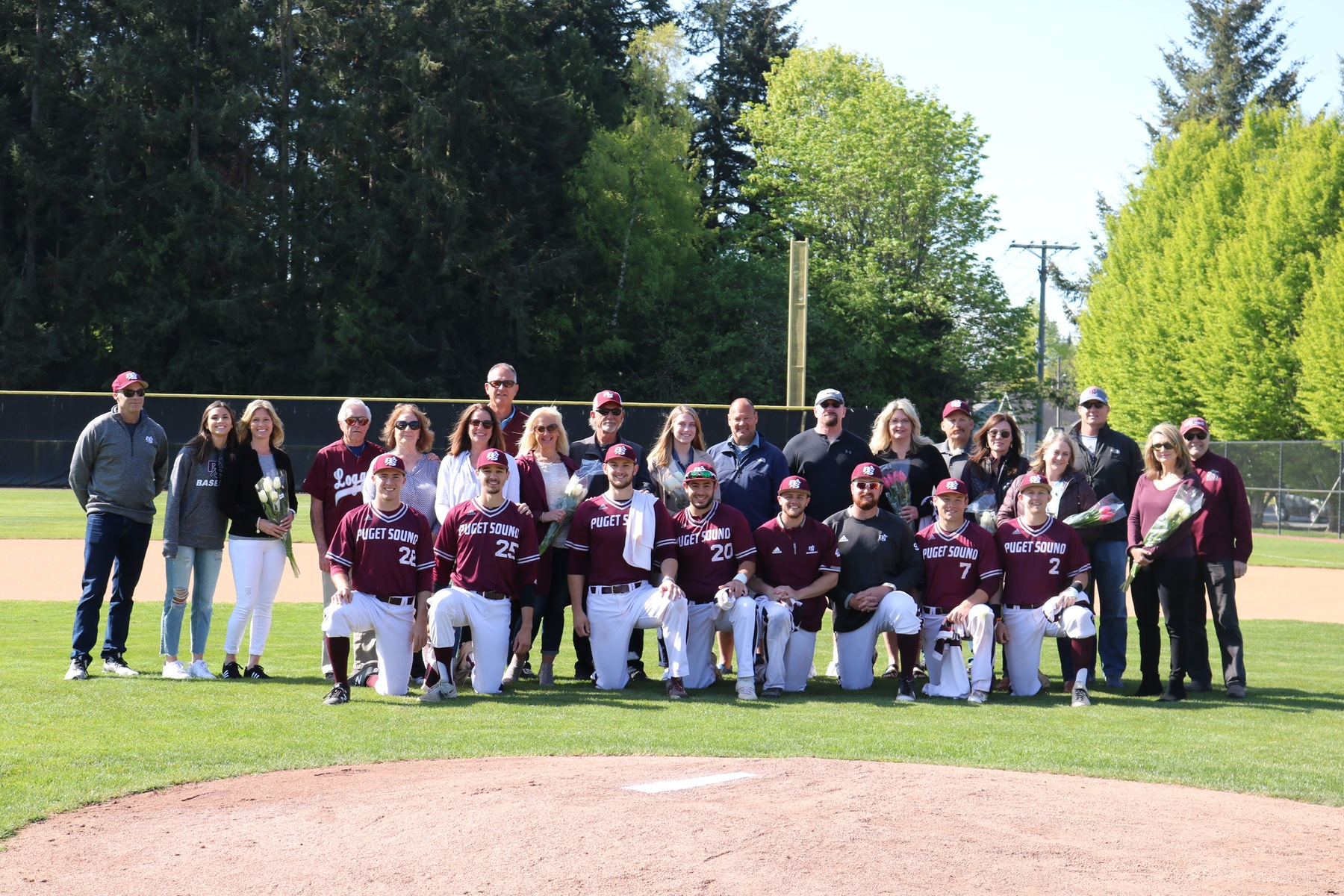 Puget Sound downed by the Whits on Senior Day