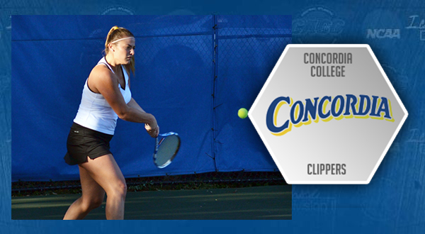 CACC Women's Tennis Championship Update