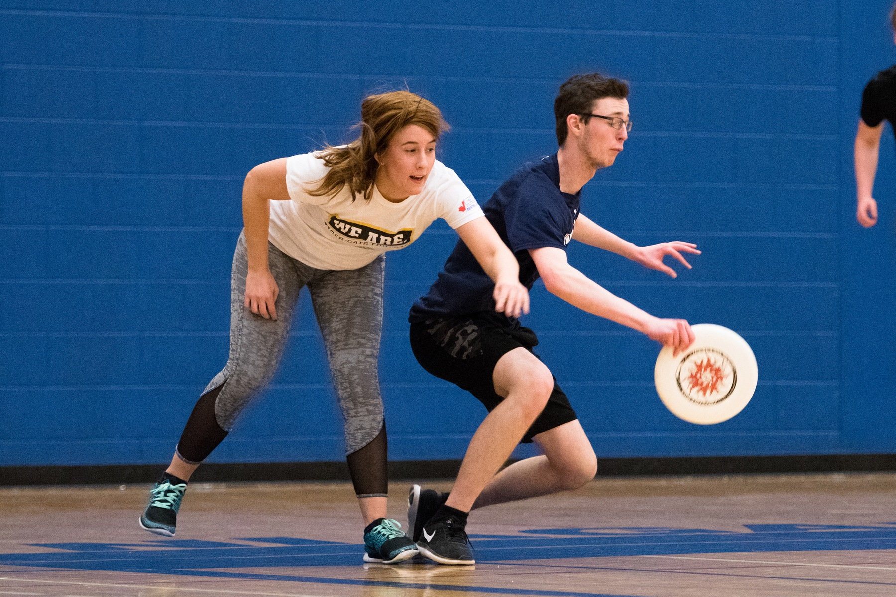 PHOTOS: Intramural Ultimate Frisbee