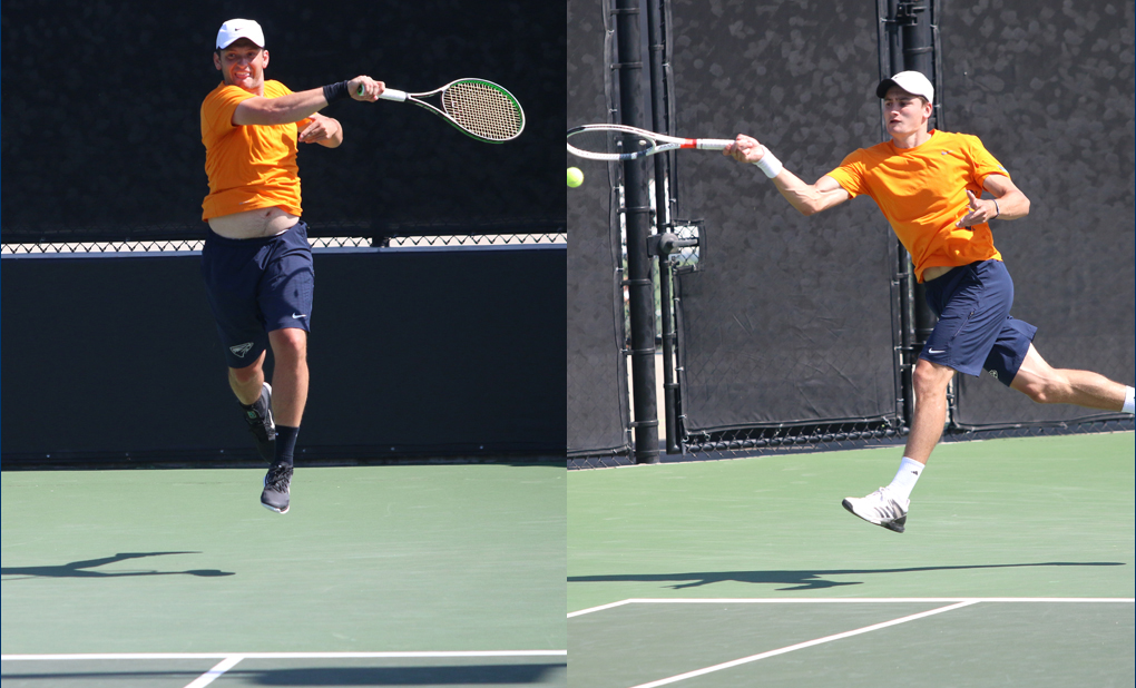 Rubinstein & Spaulding Remain Alive At NCAA D-III Doubles Championships
