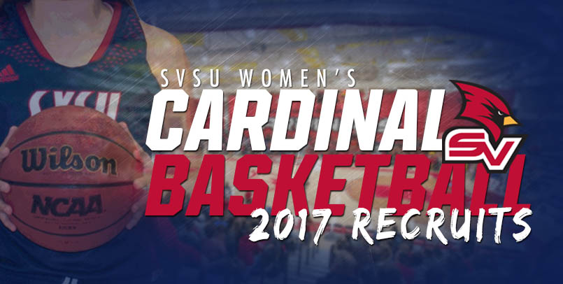 The SVSU Women's Basketball program welcomes its next class of recruits...