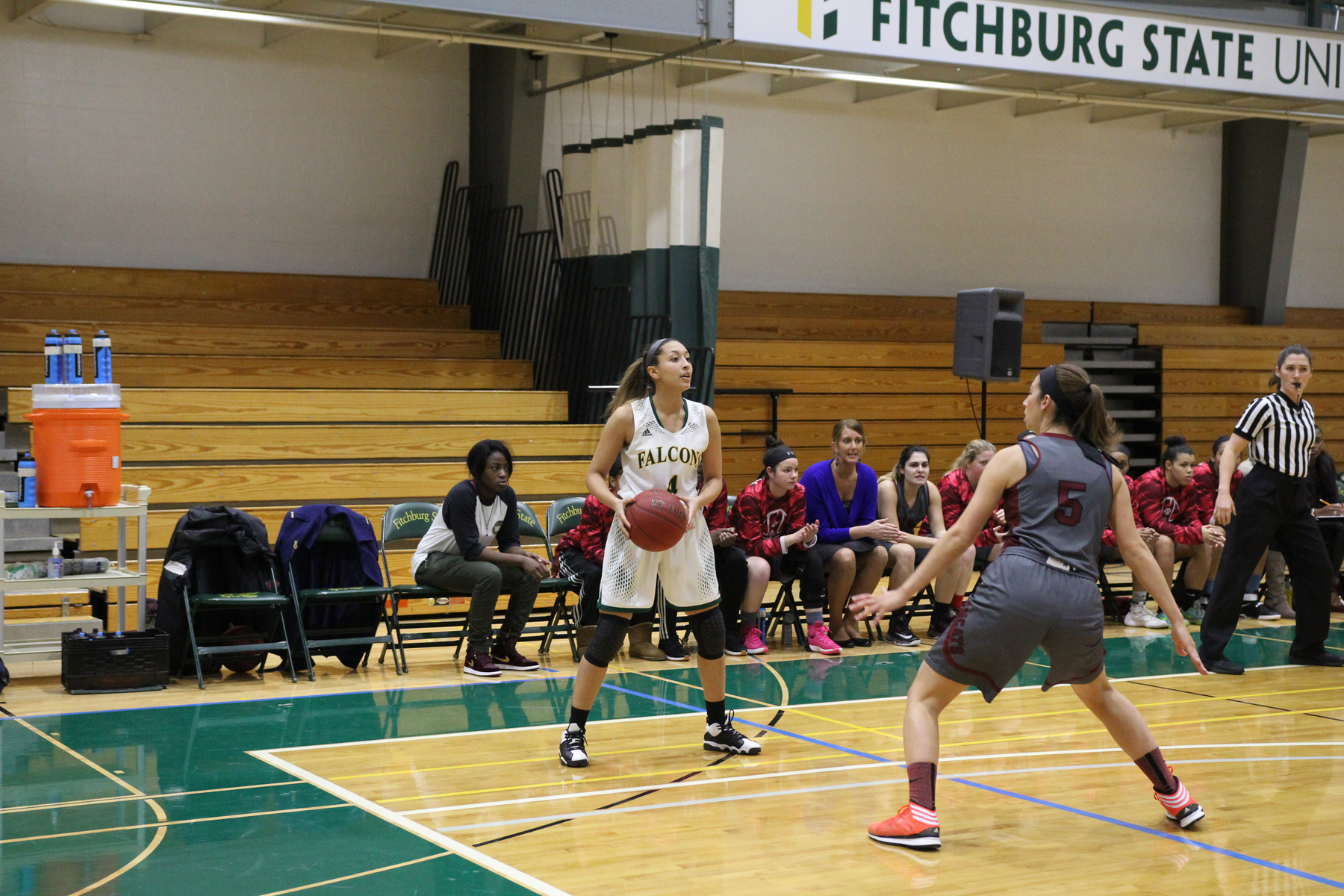 Fitchburg State Falls At Framingham State, 99-44
