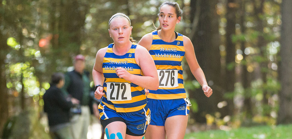 Women's Cross Country Places Sixth at NAC Championship