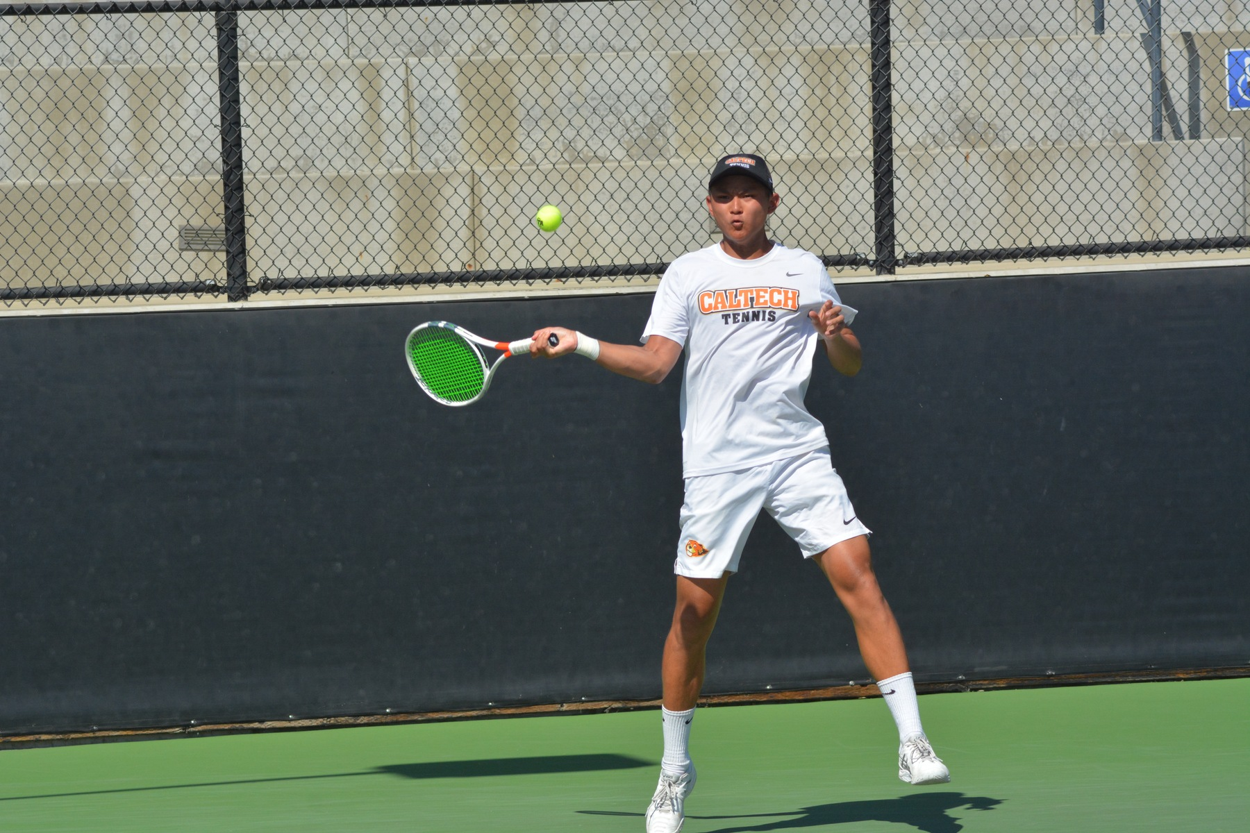 Men's Doubles to Play for Third-Place at Nationals