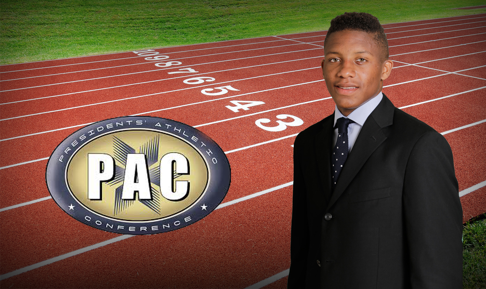 PAC, ECAC names Sallah-Mohammed Field Athlete of the Week