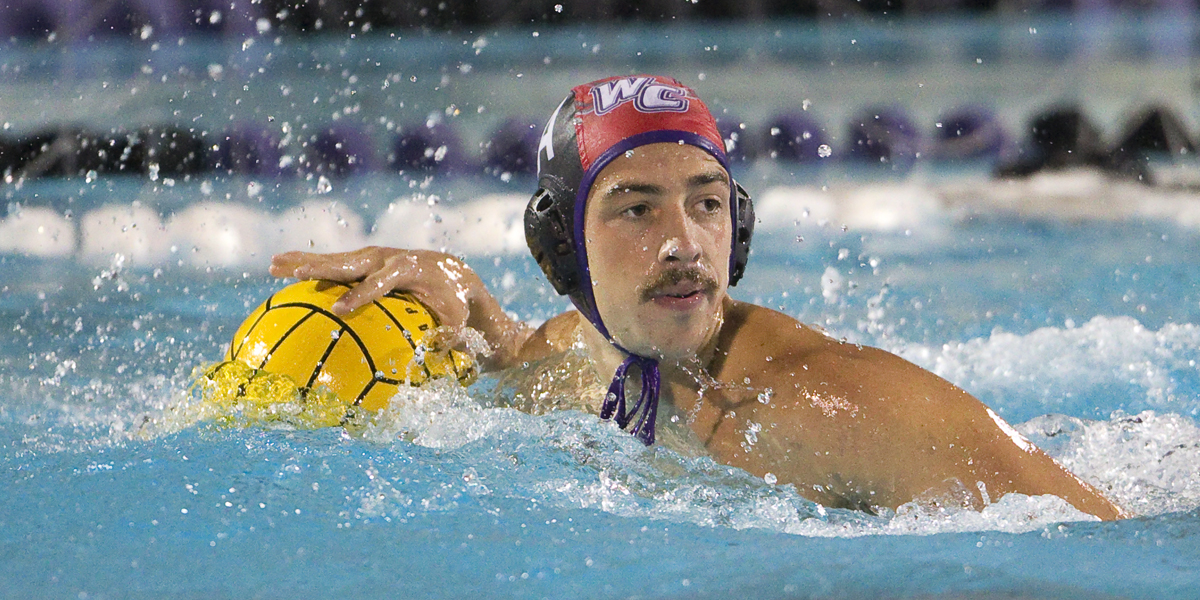 Men's Water Polo rolls McKendree at Gary Troyer