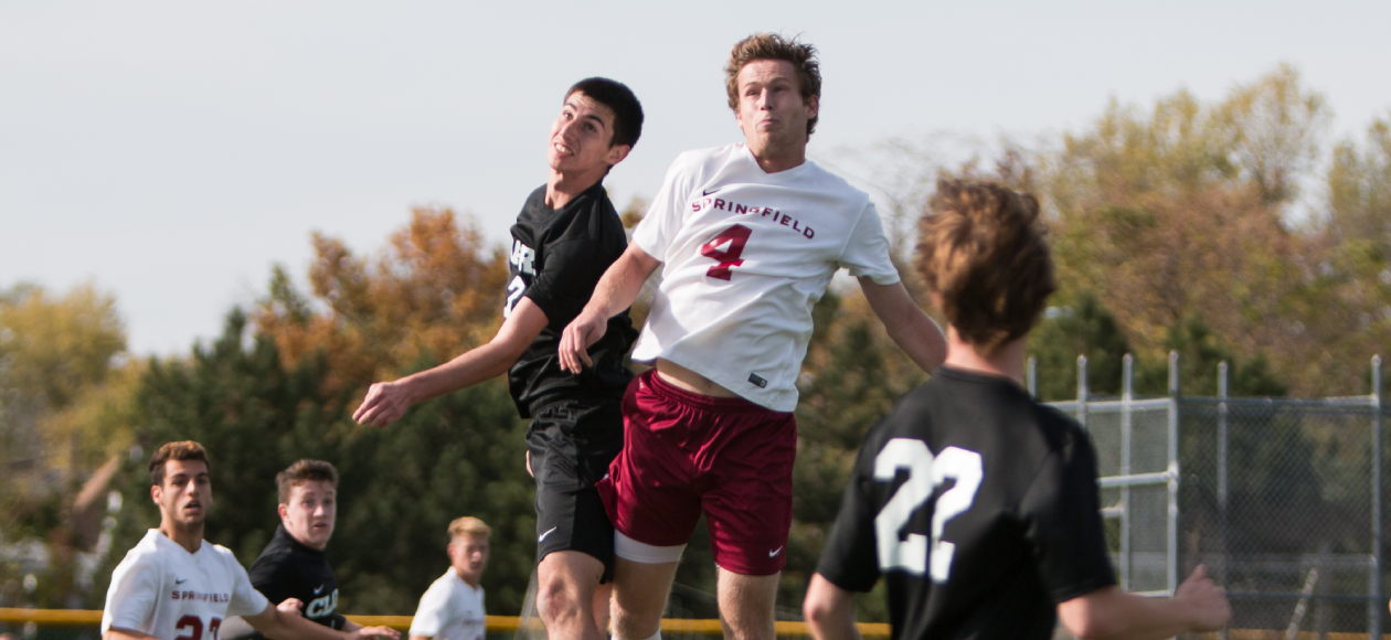 Men's Soccer Blanks Potsdam, 2-0, in Season Opener; Crabill Notches First-Career Win