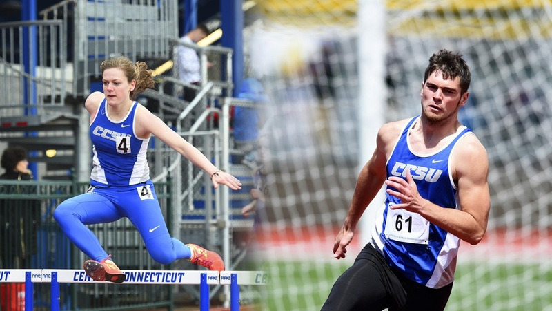Blue Devils Fire Up Track & Field Season at UConn