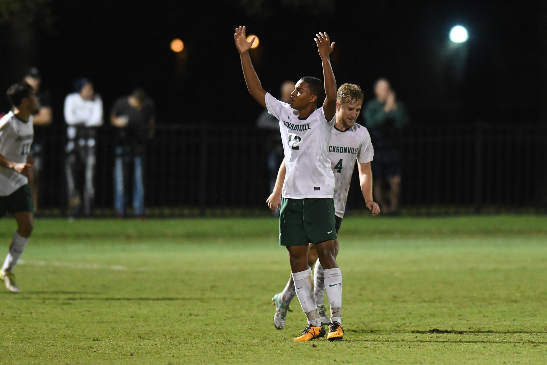 Jacksonville Clinches a Spot in #ASUNMSOC Championship with 3-1 Victory