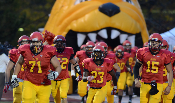 GLIAC MEDIA DAY CENTRAL: Ferris State Projected Near Top In 2014 GLIAC Football Race