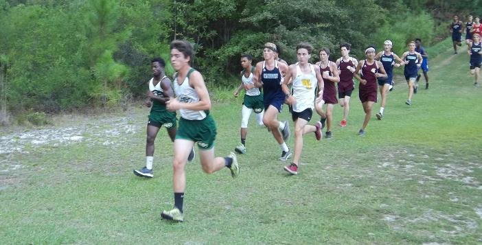 Ware Cross Country Teams Continue Successful Season