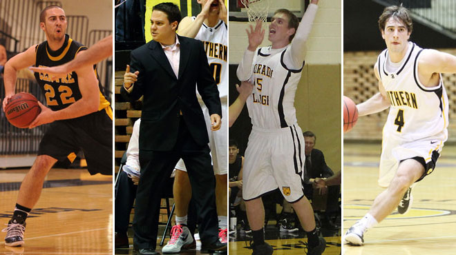 Centre's Ross; Birmingham-Southern's Graves Highlight 2011-12 All-SCAC Men's Basketball Honors
