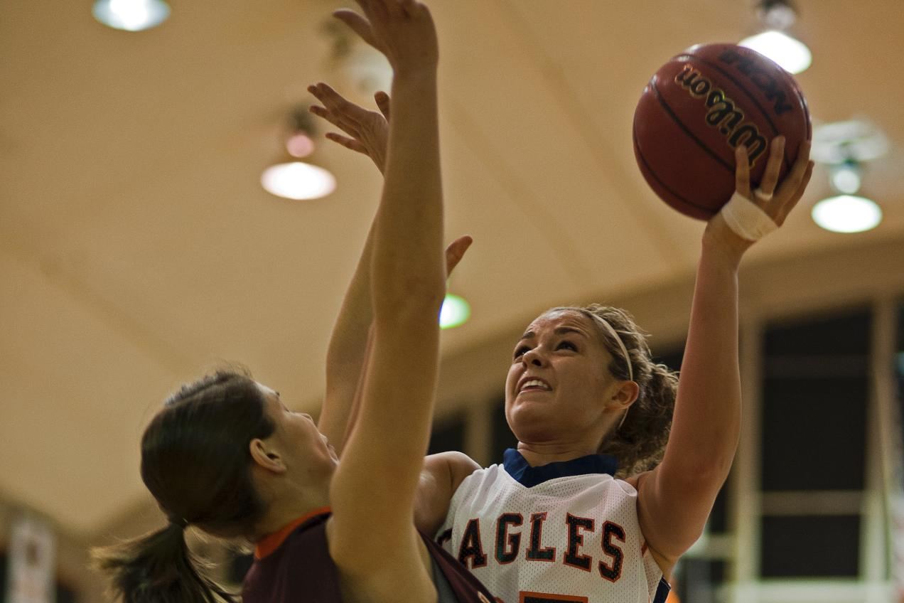 Depew's career-high not enough, Lady Eagles fall 79-64 at No. 14 Rollins