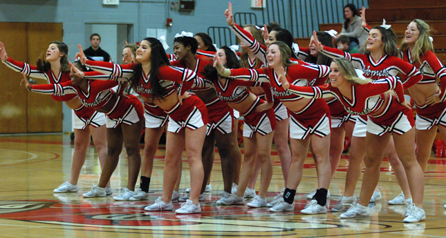 Cheerleading Tryout Date Set