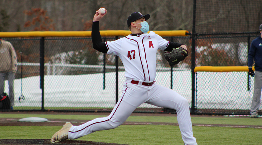 Baseball Improves to 2-0 with Victory Over NEC