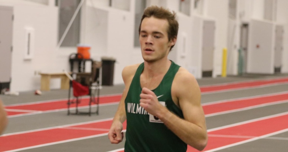 A Dozen Top-Three Finishes for Men's Track & Field at Wittenberg