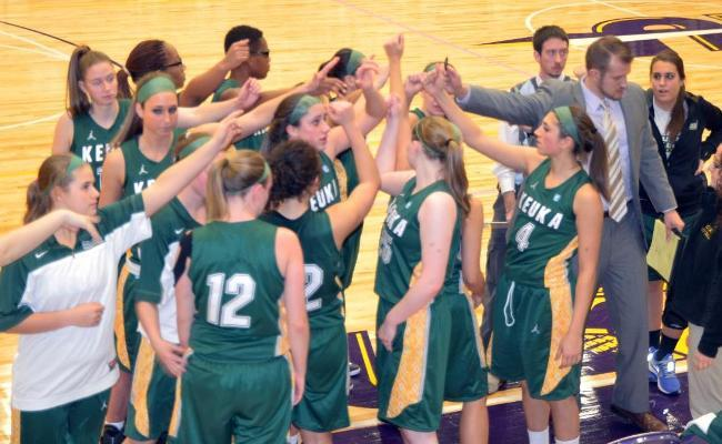 Women's Hoops Eliminated From Postseason Consideration