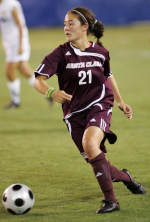 Aozasa Scores Game-Winning Goal in Women's Soccer's, 2-1, Defeat over Cal State Fullerton