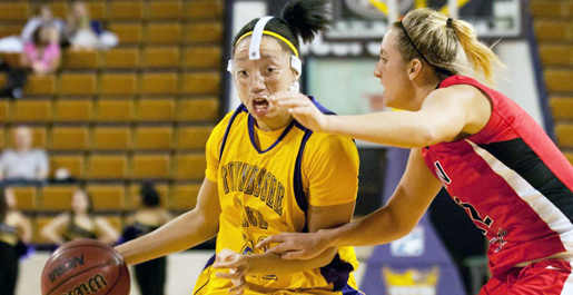 Hayes nets 39 as Golden Eagles top Austin Peay by 21