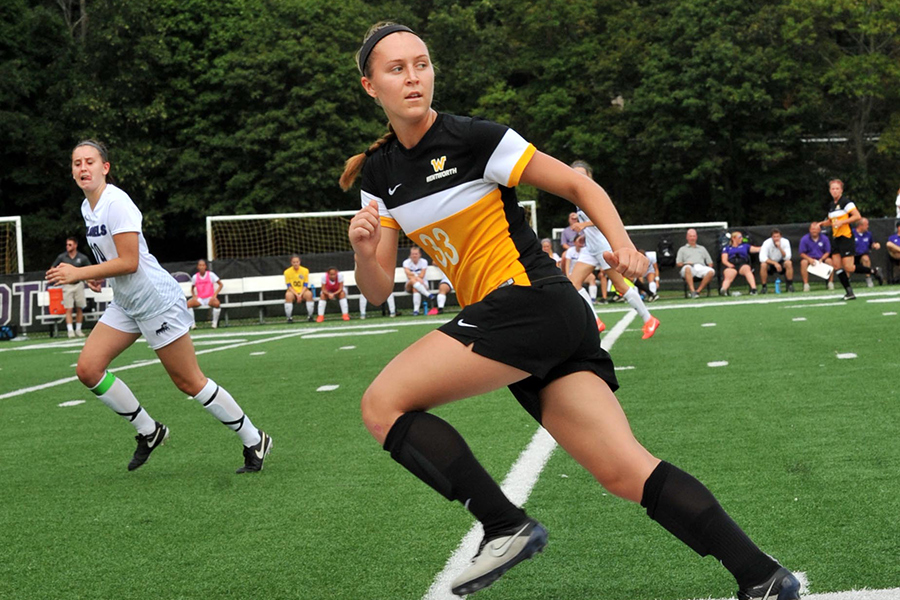 'Ship Bound:  Women's Soccer Punches Title Game Ticket With Win Over Endicott