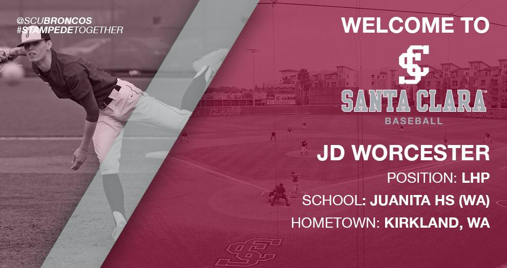 Meet the Future of Bronco Baseball – JD Worcester