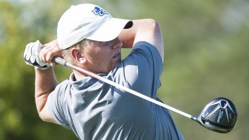 Men's Golf Fifth, Sebastianelli Tied for Third at Quechee club Collegiate Challenge