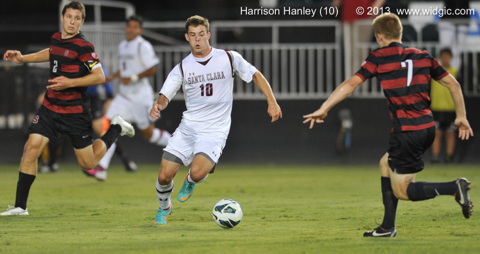 Men's Soccer Drops Tightly Contested Match To Stanford