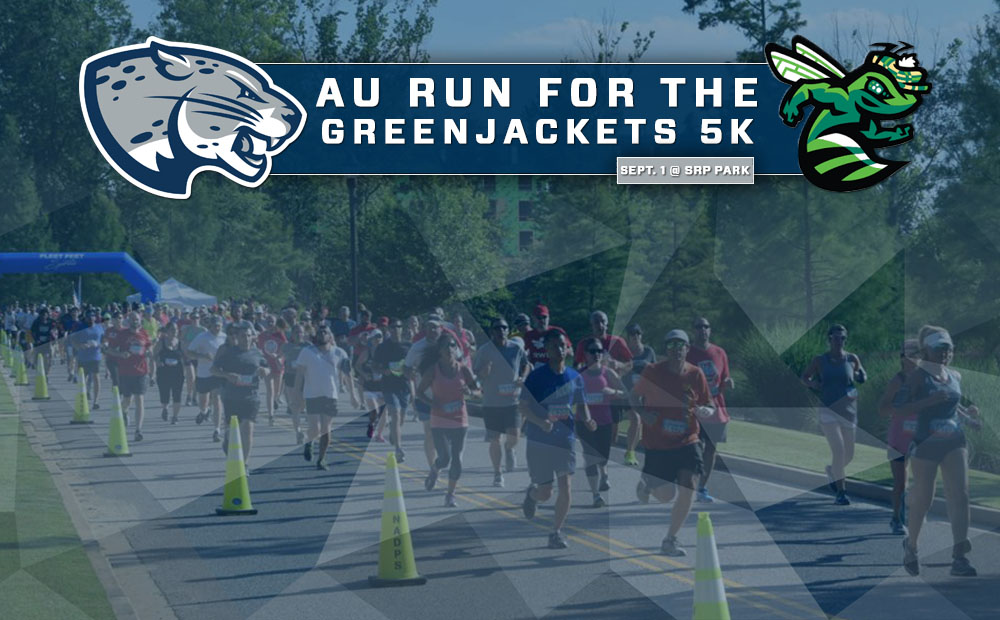 Jags XC & Track Announce Sixth Annual AU Run For The GreenJackets 5K