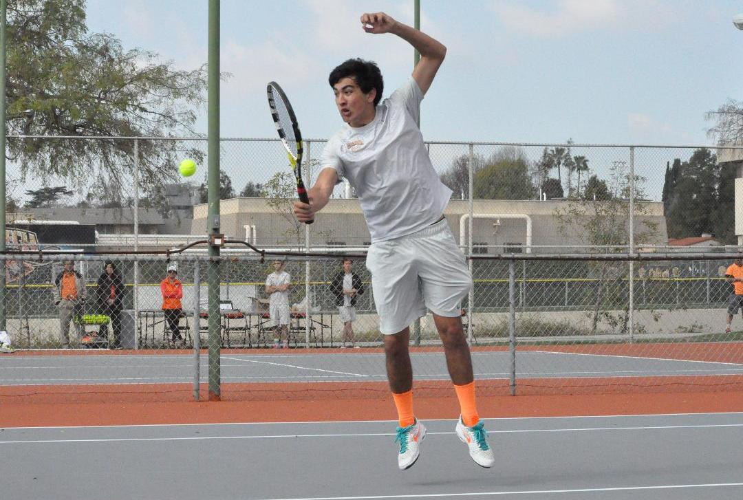 Sathwick Pathireddy, Lebby Lead Way Against West No. 13 Occidental