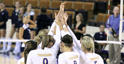 Tech begins four-match road trip against UT Martin, Murray State
