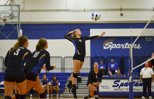 Full Weekend Ahead for MCAC Volleyball