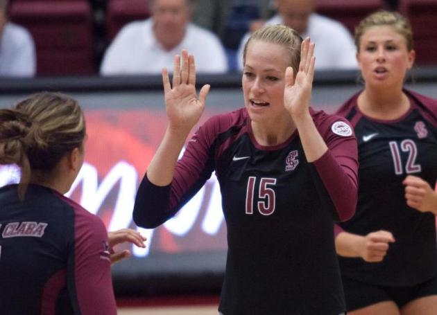 EYEBRONCO: Watch Volleyball's Megan Anders Talk Sustainability