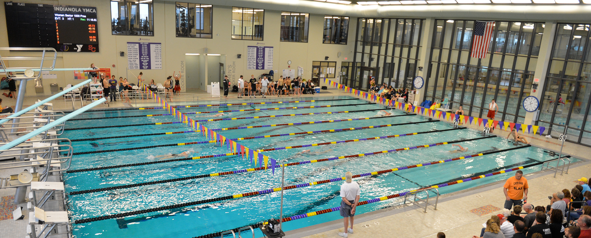 Storm swimmers earn academic team honors for ninth straight semester