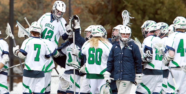 Men's Lacrosse receives first round bye as CCC Tournament's top seed