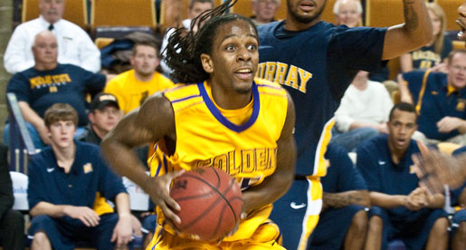 Heavyweights will battle when Morehead State visits Saturday night