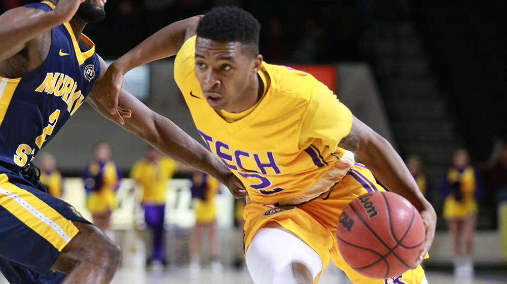 Golden Eagles to face long-time rival Murray State in opening round of OVC Tournament Wednesday